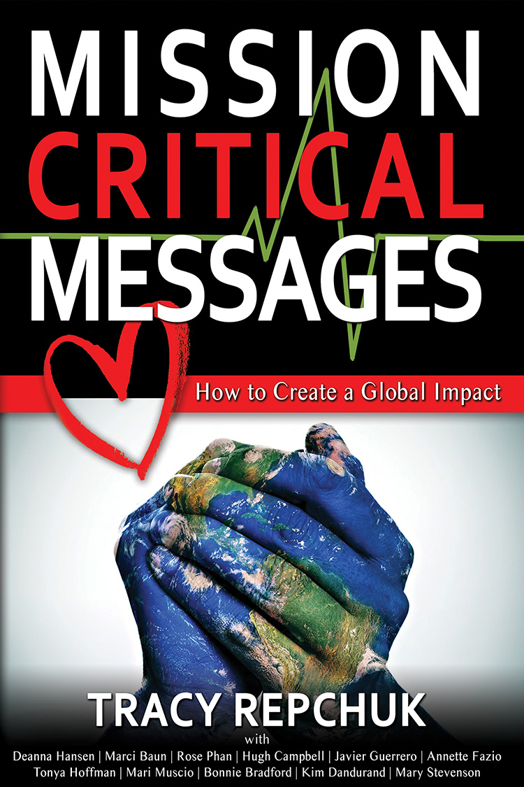 Mission Critical Messages book image Paperback